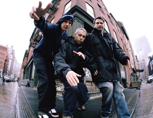 The Beastie Boys have always pushed the boundaries of hip-hop.  Why stop now?