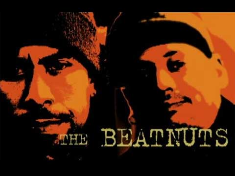 Beatnuts lick the curious