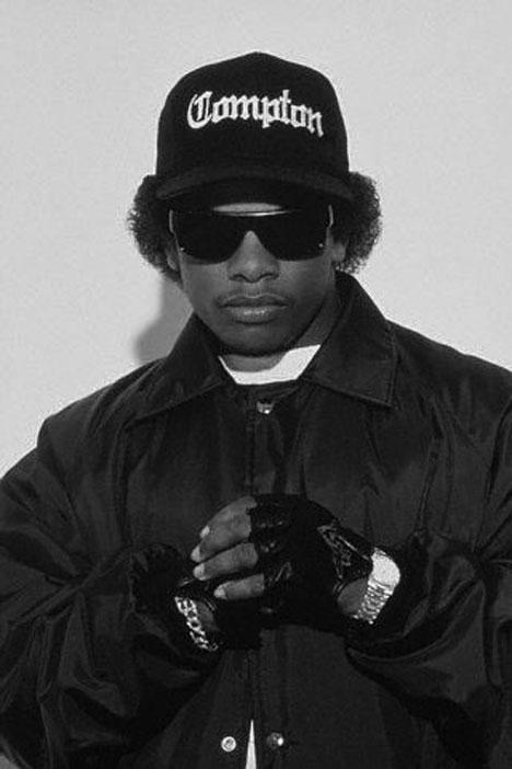 Eazy e un gángster de la vieja escuela