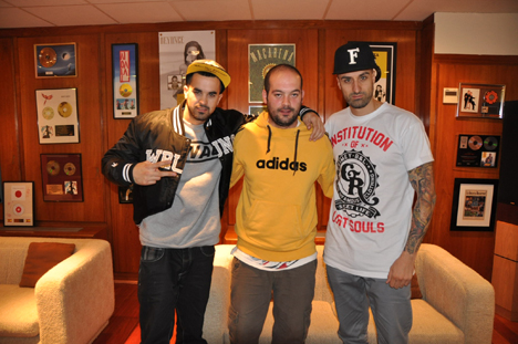 Shotta y Tote King