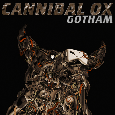 Carátula Gotham